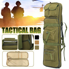 Fishing Rod Carry Bag Tote Pole Case Travel Tackle Storage Backpack Accessory