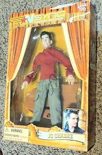 Living Toys Brand NSYNC Doll Marionette Figurine w/stand JC Chasez New in Box