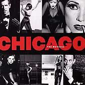 Original Cast Recording Chicago Musical Ann Reinking Bebe Neuwirth CD