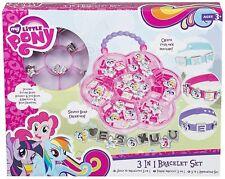Make Your Own Bracelet Set My Little Pony Children's Jewellery Making Kit