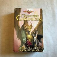 Dragonlance Chronicles Annotated Tracy Hickman Margaret Weis PB 2002 D&d fantasy