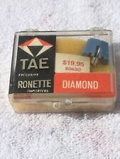 NOS Genuine Diamond Replacement Needle For Pioneer PLC-6 & PLC-8 See Pic 4 List