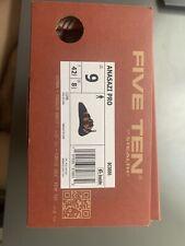 New listing Five Ten Anasazi Pro - Men's size 9