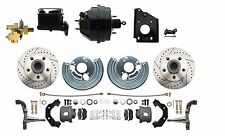 1966-70 Mopar / Dodge B Body Power Disc Brake Kit, OE Style Power Brake Kit