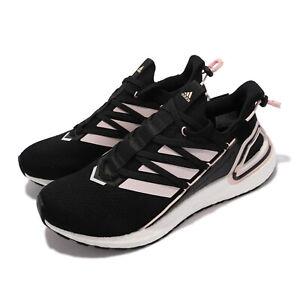 adidas Ultraboost 20 LAB Become a Ninja Black Pink Men Unisex Running GY8107