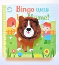 Finger Puppet Book Bingo Was His Name! by Parragon puppet book