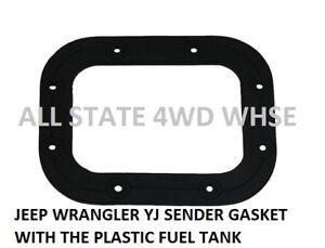 Fuel Sending Unit Gasket 1987-1995 Jeep Wrangler YJ With Plastic Tank 52127833