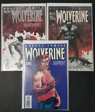 Wolverine Bloodsport Parts 1-3 (1988 1st Series issue #167-169)