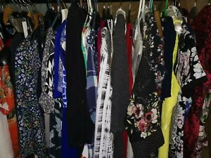 JOB LOT 40 x ITEMS OF GRADE A CLOTHING  WHOLESALE