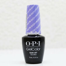 OPI GelColor Soak Off LED/UV Gel Nail Polish 0.5oz You're Such a Budapest #GCE74
