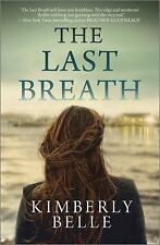 THE LAST BREATH PAPERBACK BOOK Wonderful Read by Kimberly Belle PAGE TURNER