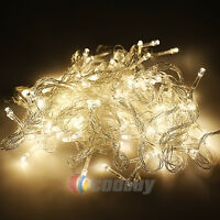 100/200/300/400/600 LED Fairy Lights Christmas Indoor Outdoor String Lighting