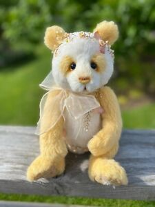 MARIGOLD Limited Edition 300 Pieces Charlie Bears Isabelle Lee 2020 Collection
