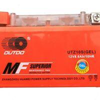 YTZ10S Gel 12V Battery 12V For Yamaha 1000 YZF-R1 2004-2012,YFM350 Raptor 350