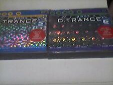 D trance Gary D vol.5 & 6 ottime condizioni, raccolta,