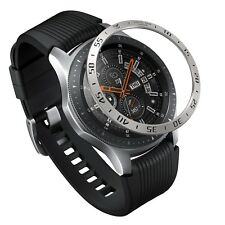 Ringke Bezel Styling for Galaxy Watch 46mm, Ring Cover Stainless Steel Aluminium