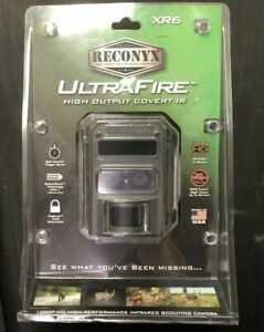 Reconyx UltraFire High Output Covert IR 1080p HD Scouting Camera XR6 BRAND NEW