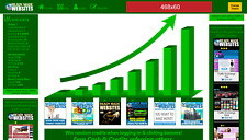 Version 1100(AR) Gold AdRotator Fully Automated Website Choose Theme