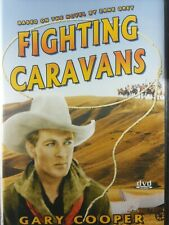 Gary Cooper Fighting Caravans (DVD, 2004) 1931 USA Black & White Classic
