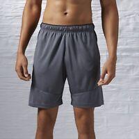 New Men's REEBOK Crossfit Workout Ready Knit Short - AJ2950