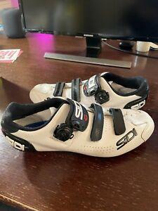 Sidi alba 2 carbon road Cycling Shoes 46