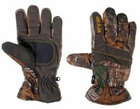 Hot Shot Water Proof Men's Defender Insulated Hunting Gloves (Realtree Xtra)