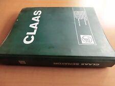 Ersatzteilliste CLAAS Mähdrescher SENATOR Ausgabe 1967 Ersatzteilkatalog