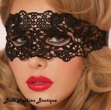 Ladies Erotic Lace Party Fancy Dress Burlesque Face Mask £3.99 FREE UK P&P