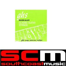Ghs 751316 Classical Gold Nylon Strings Golden Alloy Polished String Set
