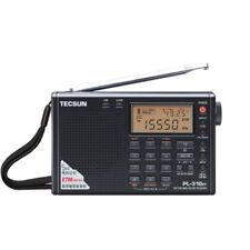TECSUN PL-310ET Radio FM Stereo/AM/LW/SW  ETM World Band DSP Receiver(black)