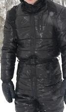 Shiny nylon, Ski overalls, Suit - PK - black,  blue, grey, red - S-4XL - 15 mm