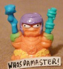 The Trash Pack UFT Series 1 #34 TRASH GLADIATOR Orange Mini Figure Mint OOP