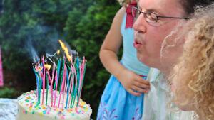 40 Sparkling Decorations Birthday Cakes Desserts Happy Birthday Candles NEW UK