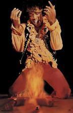 "Jimi Hendrix Movie POSTER 22.5"" x 34.5"" Monterey Pop Festival  Licensed USA, NEW"