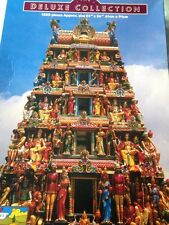 Perumal Temple Singapore 1500 Piece Rare Deluxe Jigsaw Puzzle By CHAD VALLEY