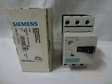 Siemens 3RV1011-1CA10 On-Off Switch 400V/690V 35A 50/60Hz New