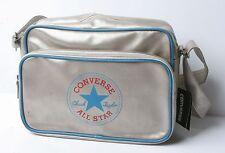 Converse Small Pocketed Reporter Retro Bag (Silver)
