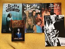 More details for great buffy the vampire slayer: bundle of 5 , inc 3 graphic novels + angel comic
