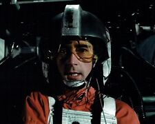 Denis LAWSON SIGNED Autograph 10x8 Photo 2 AFTAL COA Star Wars Wedge Antilles