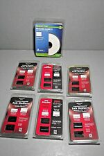 1 Pack Monarch 1136 Pricing Labels 2 Rolls 6 Monarch 1131/1136 Ink Rollers Bin4