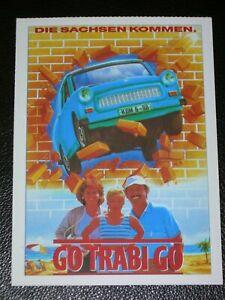 Filmkarte - Cinema - Go, Trabi, go