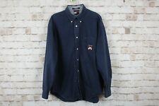 Tommy Hilfiger Navy Shirt Size L