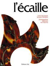 L' Ecaille, livre de Jacques Morabito