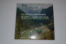 D'indy Symphony On A French Mountain Air - Grant Johannesen, London Symphony