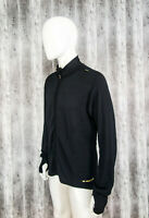 Devold Shield Thermo Full Zip Merino wool Jacket Protection Base Layer Size S