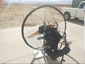 Paramotor Skycruiser with RDM100 (ROS100)