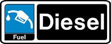 2 x DIESEL REMINDER STICKERS VEHICLE REMINDERS SERVICE DUE DATE MOT TAX