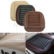 PU Leather Soft Car Seat Cover Cushion Chair Pad Mat Vehicle Auto Protection