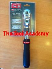FACOM LAST FEW! 1/2 Dr FLEXI HEAD EXTENDING 8 POSITION REVERSIBLE RATCHET 72t