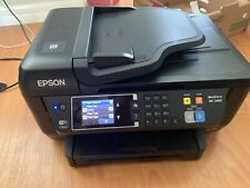 Epson WorkForce WF-2660 All-in-One Color Inkjet Printer